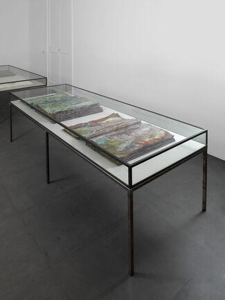 """ANSELM KIEFER """"Walther von der Vogelweide für Lia"""", installation view"""
