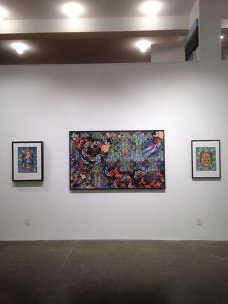 Moira Hahn | Night of 1000 Fire Monkeys, installation view