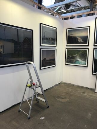 Momentum Fine Art at Affordable Art Fair Stockhom 2017, installation view