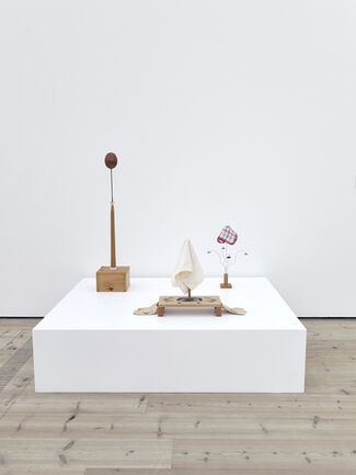 B. Wurtz. Selected Works, 1970-2016, installation view