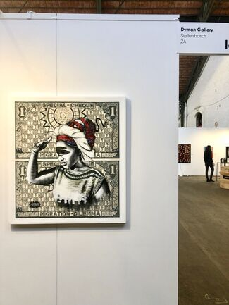 Affordable Art Fair Brussels, installation view