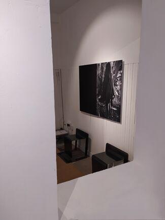 INSIDE. Almas Gemelas, installation view