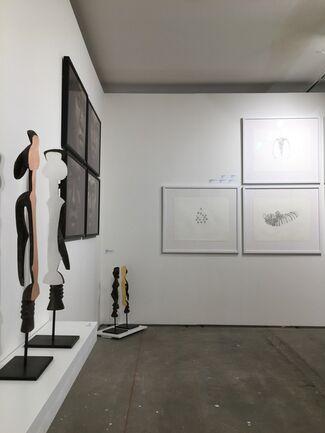 TAFETA at SCOPE Basel 2017, installation view