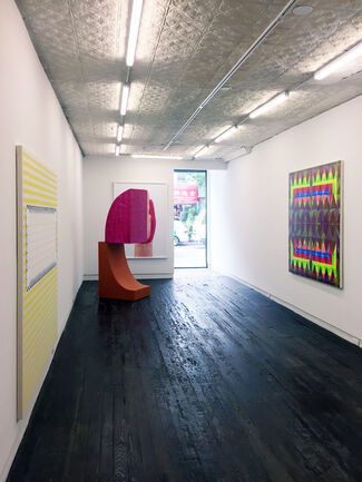 Vagary of Abstraction, installation view