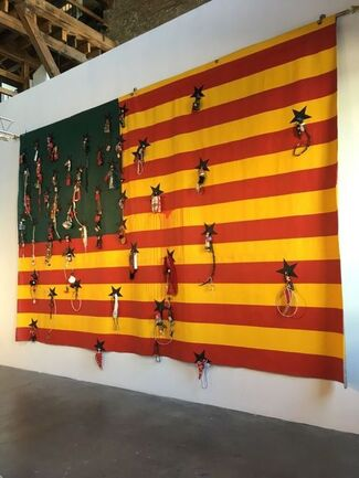 (S)ITOR/Sitor Senghor at 1:54 Contemporary African Art Fair New York 2017, installation view