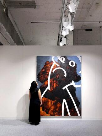 Yavuz Gallery at VOLTA14, installation view