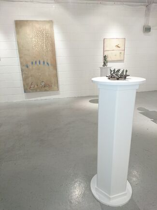 Orion Contemporary at Art Central 2017, installation view