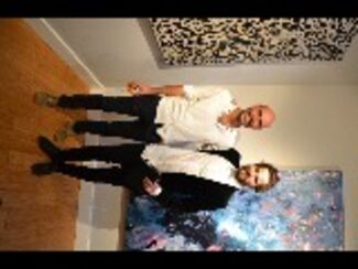 Gabriele Cappelli and Cristiano di Martino, installation view