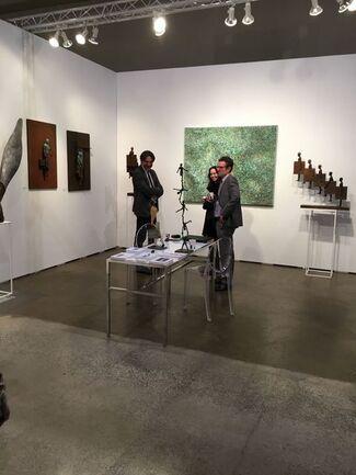 Modus Art Gallery at Art Toronto 2016, installation view