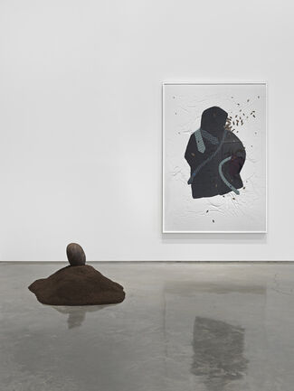 Nina Beier, installation view