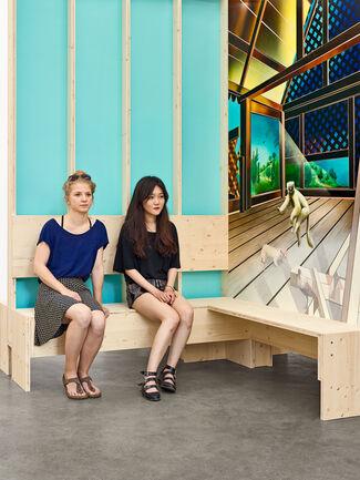BANK Susanne Kühn & Inessa Hansch, installation view