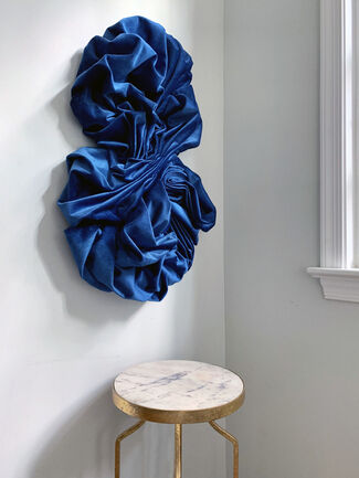 Turning Blue, installation view