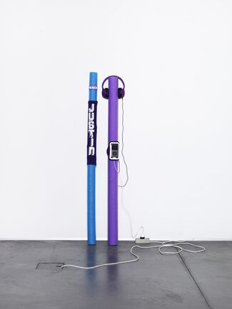 Cory Arcangel: Hot Topics, installation view