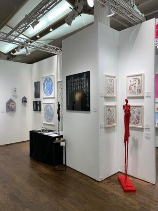 Insight Gallery at Affordable Art Fair New York Spring 2019, installation view