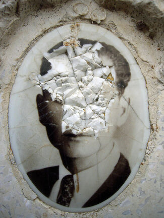 Nicholas Panayi - CARTHAGO DELENDA EST, installation view