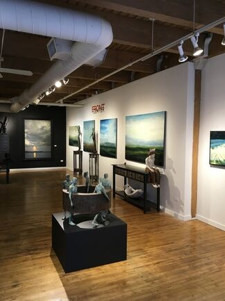 FRONT + Center, installation view