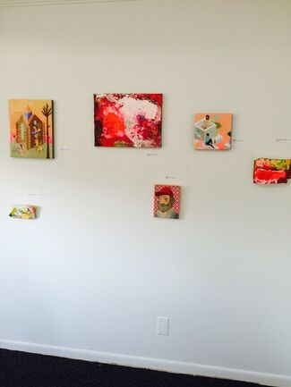 Jim Condron and Kristen Liu: Your Memories, Your Sentiments, Your Wishes, Your Secrets, installation view