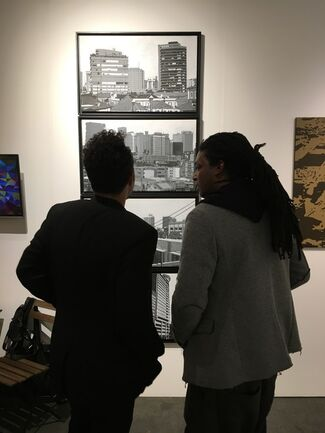 MOV'ART Gallery at 1:54 Contemporary African Art Fair New York 2017, installation view