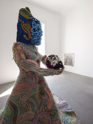Thirty3 -Raul De Nieves Residency Show, installation view
