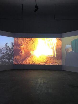 Moataz Nasr | The Mountain, installation view