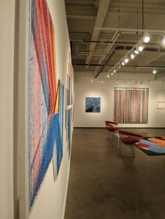 Taubert Contemporary at Dallas Art Fair 2017, installation view