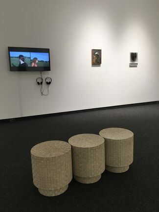 Dysfunctional Family: Portraits by Gallery NAGA Artists, installation view