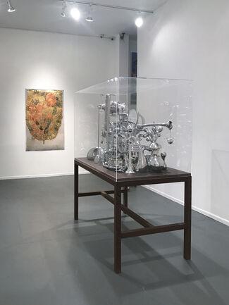 "David Baskin, ""THE SPECULATIVE GAZE"", installation view"
