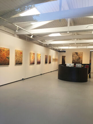 Charles Eckart: Adventures of the Optic Nerve, installation view