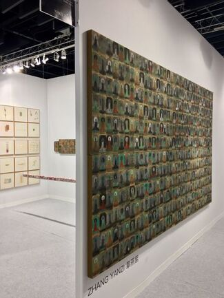 Galerie Ora-Ora at VOLTA NY 2017, installation view