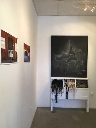Joshua Tree Highlands Artist Residency 2015, installation view