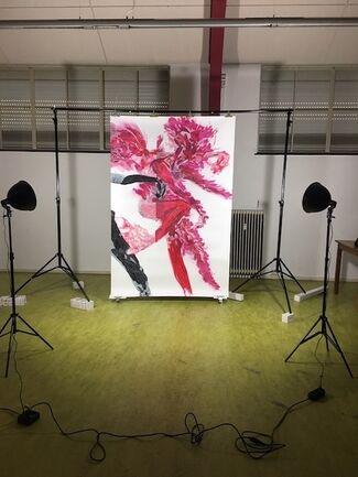 La dance des Ecorchées, installation view