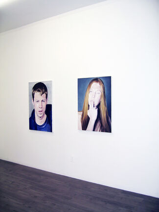 Kelsey Henderson - Dull The Will, installation view