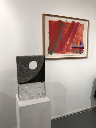 Immateriality, installation view