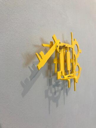 Ken'ichiro Taniguchi. Hecomi Study #33, installation view