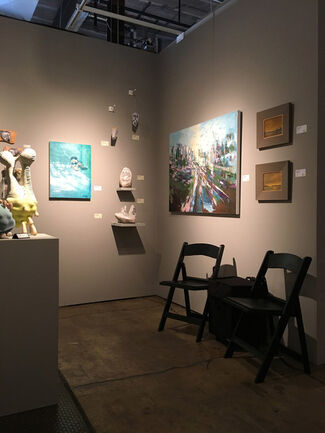 BoxHeart at Supefine! DC 2018, installation view