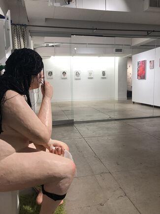 MIRROR|RORRIM, installation view
