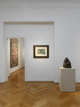 40 Jahre - 40 Meisterwerke, installation view