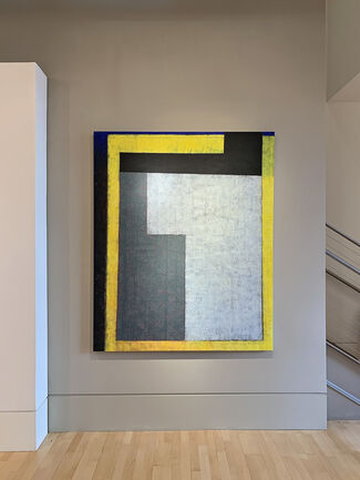 Gene Johnson | Geometry of Intention, installation view