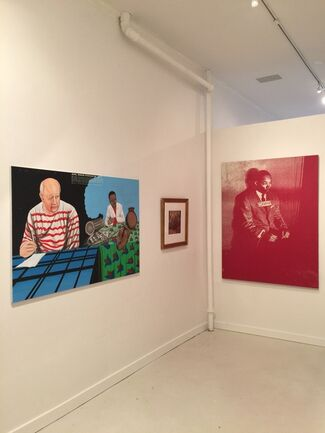 Dare You To Look: Radical Realizations in Portraiture, installation view