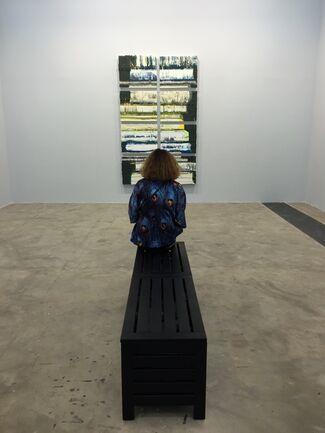Leo Gallery at West Bund Art & Design 2015, installation view