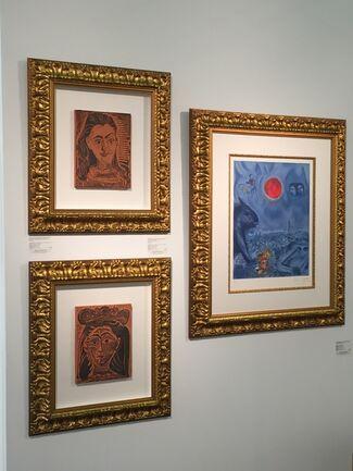 Masterworks Fine Art Gallery at Art New York 2015, installation view
