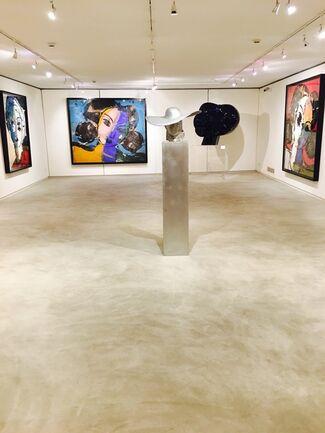 Manolo Valdés, installation view
