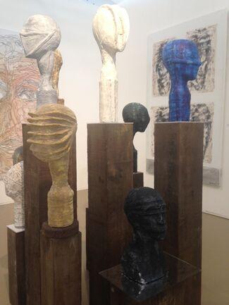 Amstel Gallery at Art Rotterdam 2015, installation view
