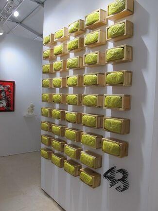 DECORAZONgallery at SCOPE Miami Beach 2014, installation view