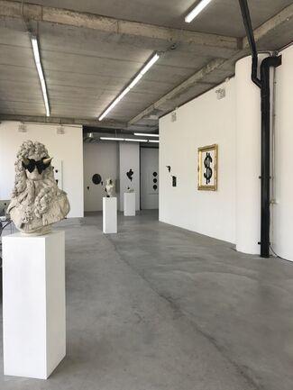 I Still Don't Believe - Abel Bentín, installation view