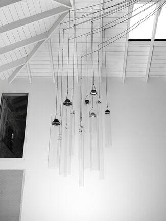 Roberto Pugliese - Aritmetiche Architetture Sonore, installation view