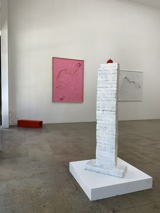 I EXIST, installation view