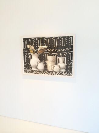 """Vessels"" - Recent Works by Nancy Hagin, installation view"
