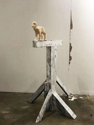 Caravan of Wanderer, Worshiper, Lover of Leaving | Chen Yujun Solo Exhibition, installation view