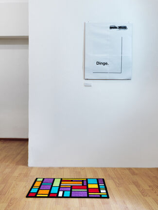 Instructions for Happiness, installation view
